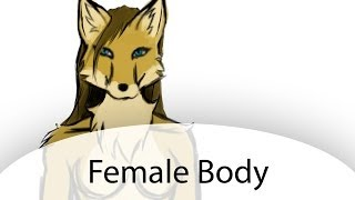Furry Tutorial - Female Body