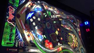 PINCAB   virtual  PINBALL virtual pinball cabinet LED WIZ