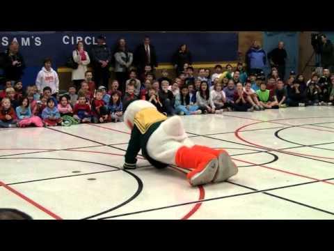 Terra Linda Elementary School in Beaverton fundraiser for Doernbecher Children's Hospital