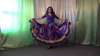 Gypsy Dance Class online (2nd class)