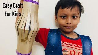 Diwali Craft For Kids|| paper/Chinese lanterns|| the growing up kids