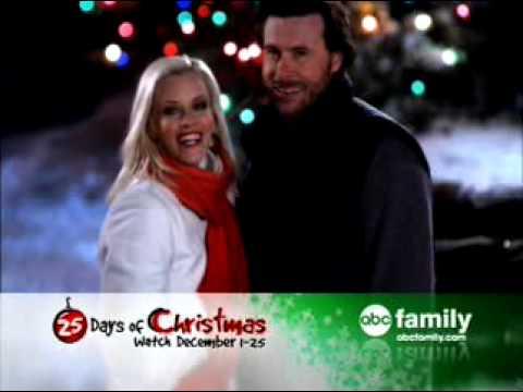 Abc family sweepstakes 25 days of christmas