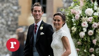 7 Moments from Pippa Middleton's Wedding That Are Exactly the Same as Kate's | Redbook