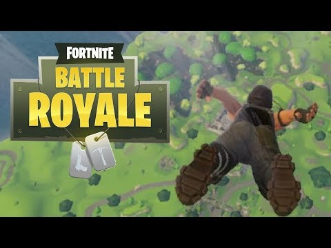 Double Victory Royale! - Fortnite Battle Royale Xbox One Gameplay