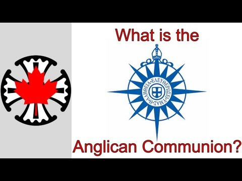 What is the Anglican Communion?