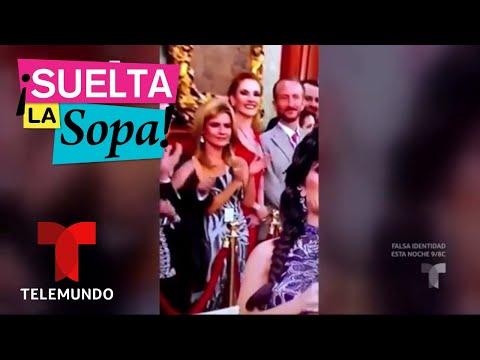 Polémica con Chantal Andere y su esposo en ceremonia | Suelta La Sopa | Entretenimiento