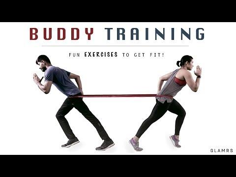 7 Best Exercises To Lose Weight   Buddy Training with Urmi Kothari