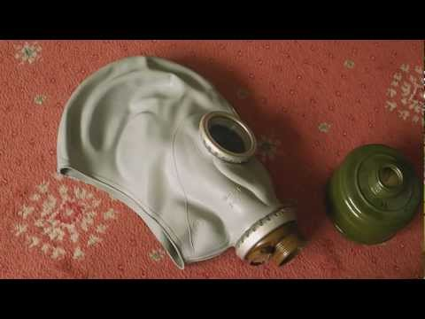 History of the GP5 Respirator/Gas mask