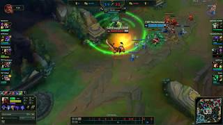 Teamfight Backdoor With Riven In Season 8