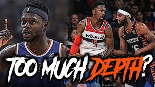 Could The New Look New York Knicks Be TOO Deep!? (pause..)