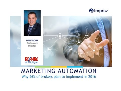 Imprev Marketing Automaton: Dan Troup, RE/MAX of Michigan