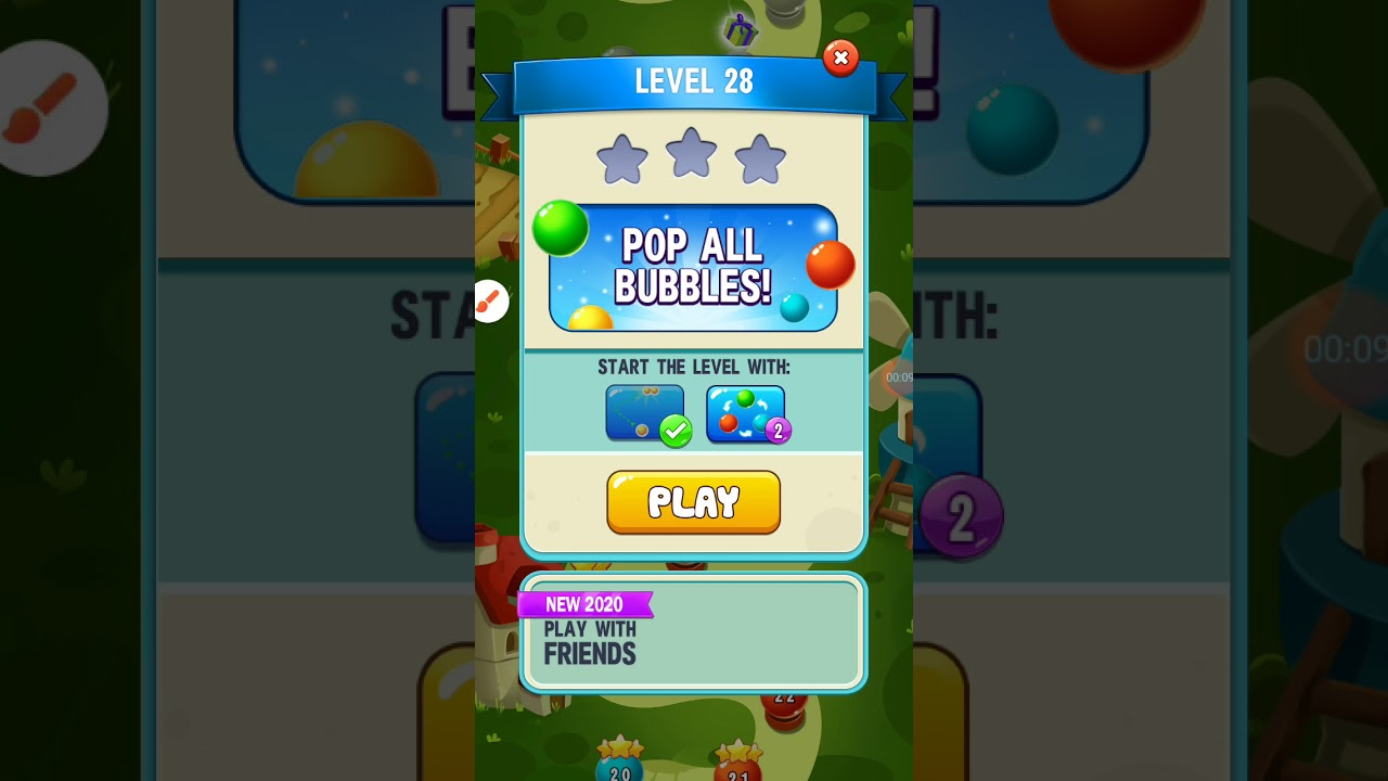 Bubble Shooter Legend