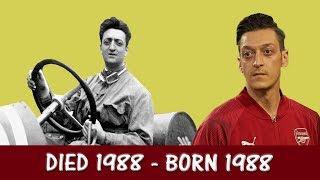 Reincarnation Story Mystery Solved Enzo Ferrari Mesut Ozil Todaylife Youtube