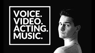 Voice, Video, Acting, Music - Hire Stuart Petty Media