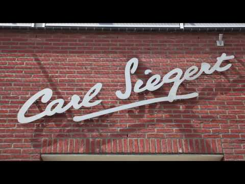 Carl Siegert Bakery Established 1891, Bread for the hotels,restaurants and catering industry.