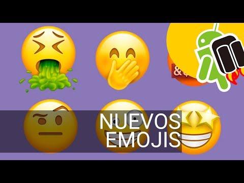 Estos son los 56 nuevos emojis en Unicode 10