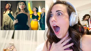 REACTING TO POSITIONS BY ARIANA GRANDE!