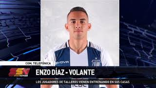 ENZO DIAZ - TALLERES