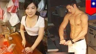 Mga pinaka-sexy na food vendors sa Taiwan: Sino, este, ano ang gusto niyong kainin? - TomoNews