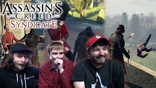 Buckingham Challenge - Assassins Creed Syndicate Gameplay