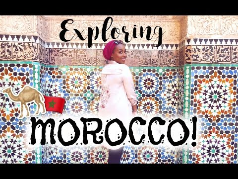 MY AMAZING MOROCCAN ADVENTURE! | Travel Diary #5