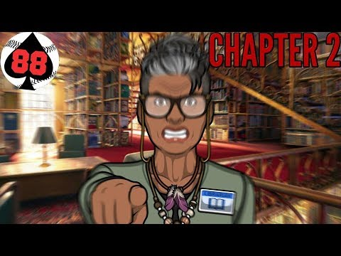 Criminal Case: The Conspiracy - Case 8 - Stonewalled - Chapter 2