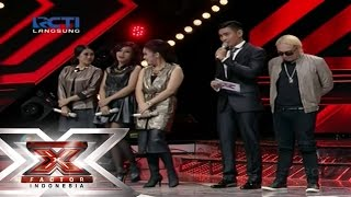 RESULT - Gala Show 02 - X Factor Indonesia 2015