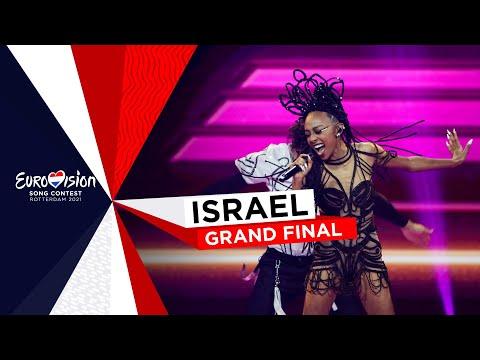 Eden Alene - Set Me Free - LIVE - Israel 🇮🇱 - Grand Final - Eurovision 2021
