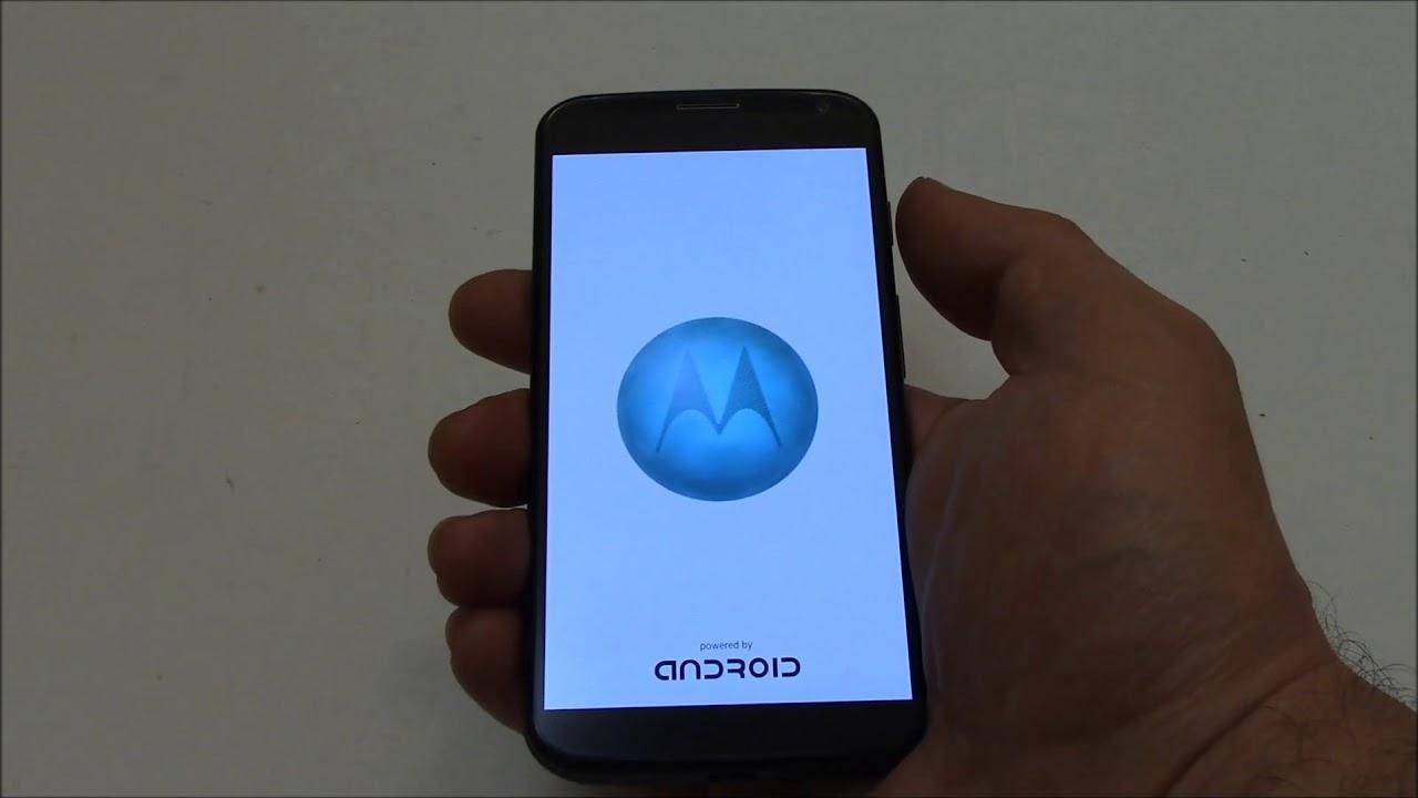 Motorola Moto X Stuck On No Command Screen Quick Fix