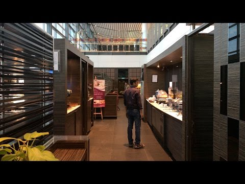 Plaza Premium Lounge Hyderabad Review (4K)