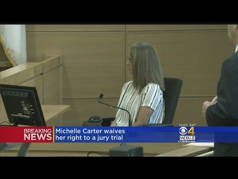 Michelle Carter Waives Right To A Jury Trial