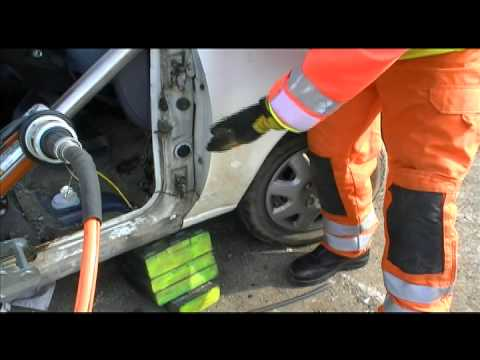 Extrication RTC Training - Dash Roll