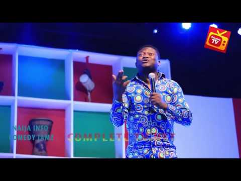 Video (stand-up): Comedian Odogwu Tells What Happens When People Smoke