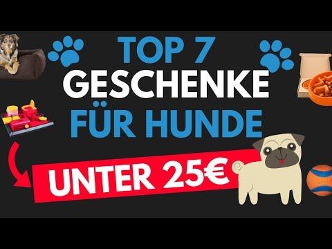 Geschenke für Hunde   Geschenkideen für Hunde   Geschenke für Hundebesitzer unter 25€