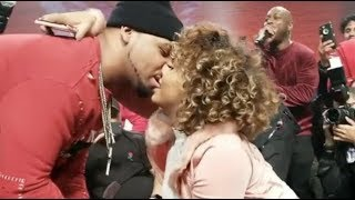 Juelz Santana Proposes To Kimbella! Kissing Turns Into Wild Make Out Session
