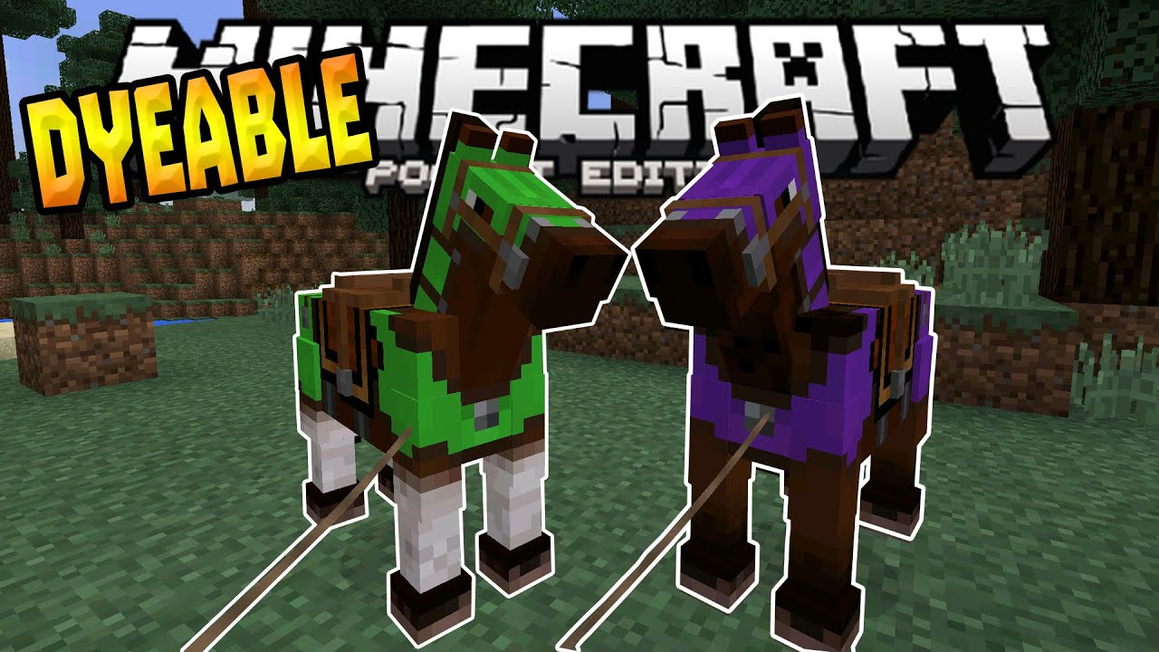 how to get the fastest horse in minecraft pe