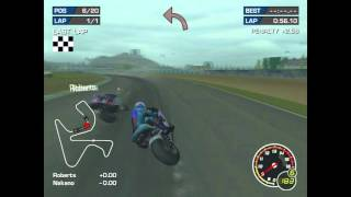 MotoGP 3 Ultimate Racing Technology gameplay-Career Mode-Jerez-Legend Difficulty
