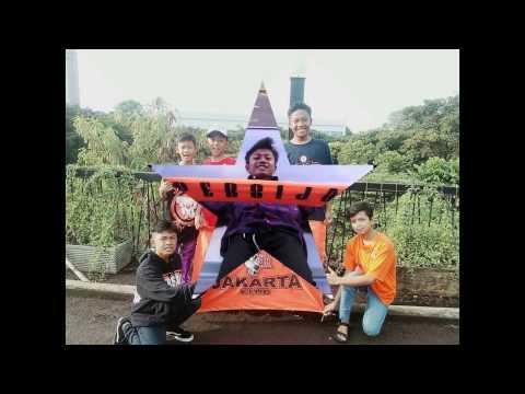 Ultras Persija Jakarta Belongs To Me - Jak Enjoy