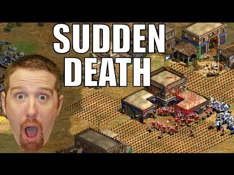 AoE2 - Sudden Death Madness [Free For All]