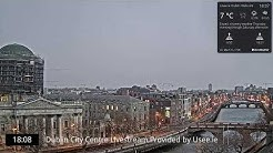 Dublin City Live Webcam - Usee.ie - Axis P1435-LE