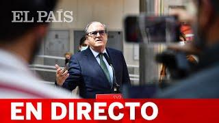 DIRECTO #4M | Acto de GABILONDO en Alcalá