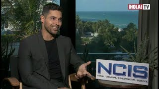 Wilmer Valderrama revela el secreto de su éxito en la serie NCIS | ¡HOLA! TV