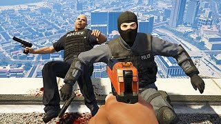 GTA 5 CRAZY Life Compilation #20 (GTA V Fails Funny Moments)