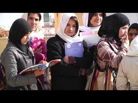 US Built Naswan Tootyah Girls School Opens in Kabul