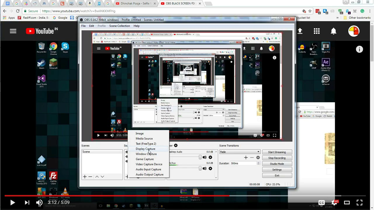 How to Record Google Chrome With OBS Free screen recorder!