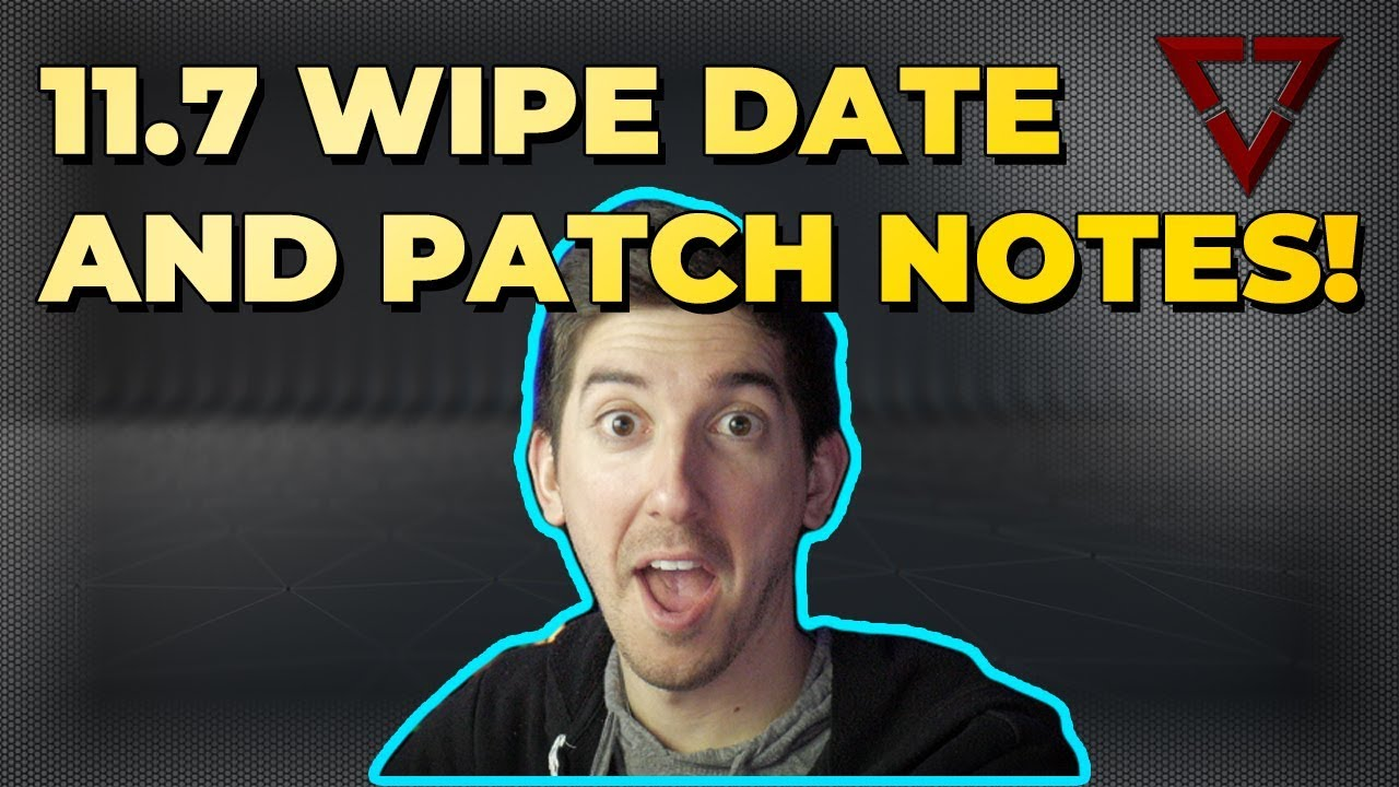 11 7 Wipe Date Announced! Updated Patch Notes! #RTXStreamOn Contest Results!