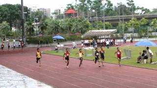 100m men below 11 seconds #1 - 2011 SAA Track & Field Series 2