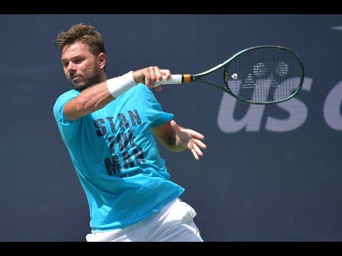 Stan Wawrinka vs. Jannik Sinner | US Open 2019 R1 Highlights