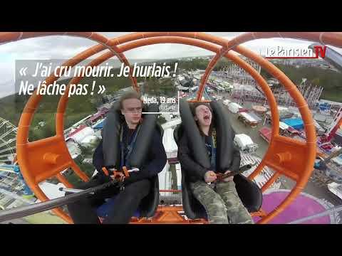 Paris : grosse frayeur pour une jeune femme à la foire du Trône