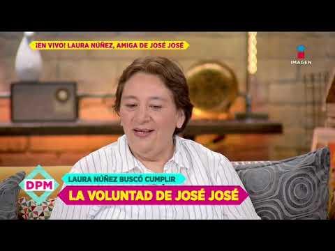 A Laura Núñez le negaron la entrada a funeral de José José   De Primera Mano